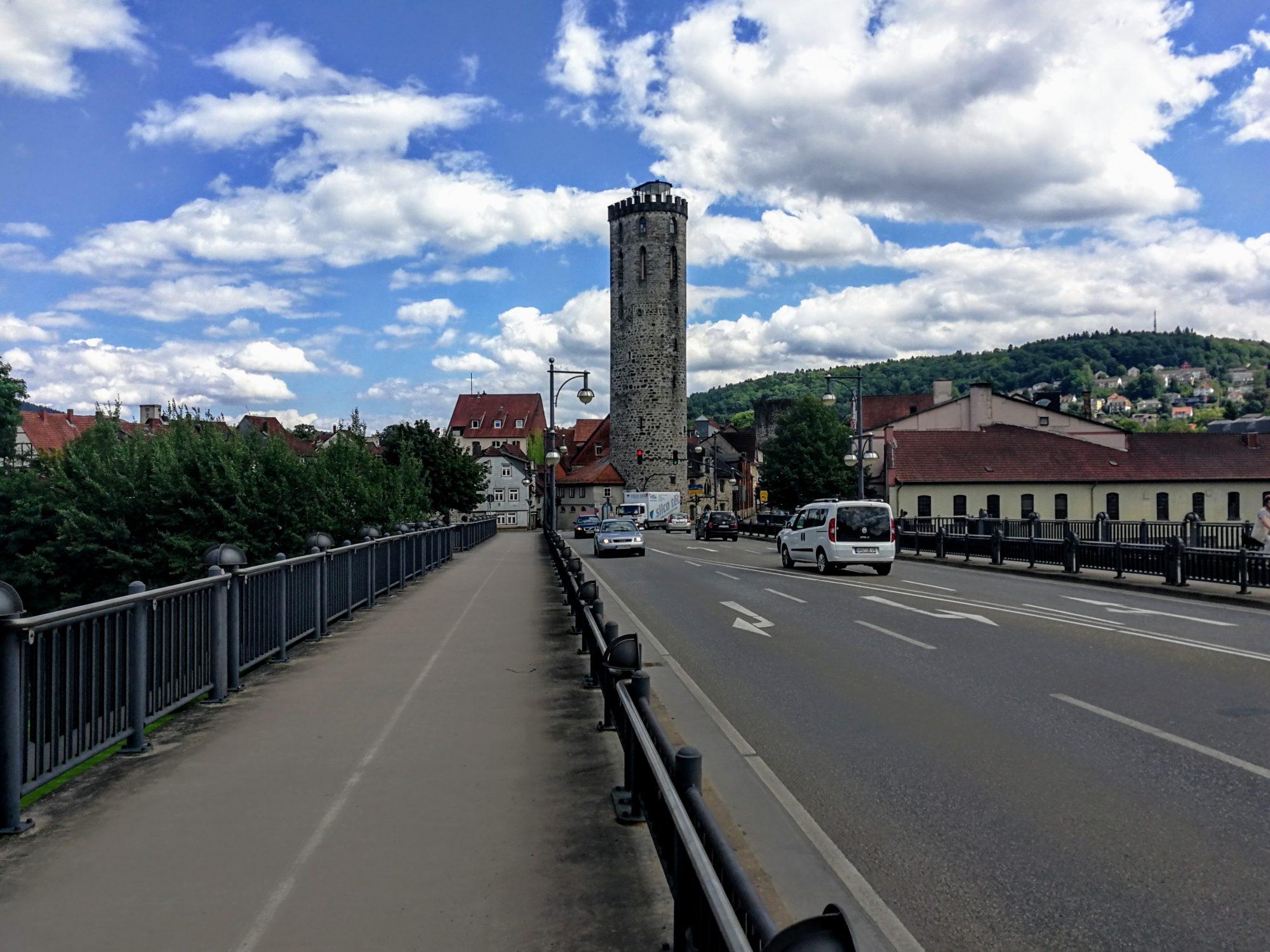 Rhüden – Kassel