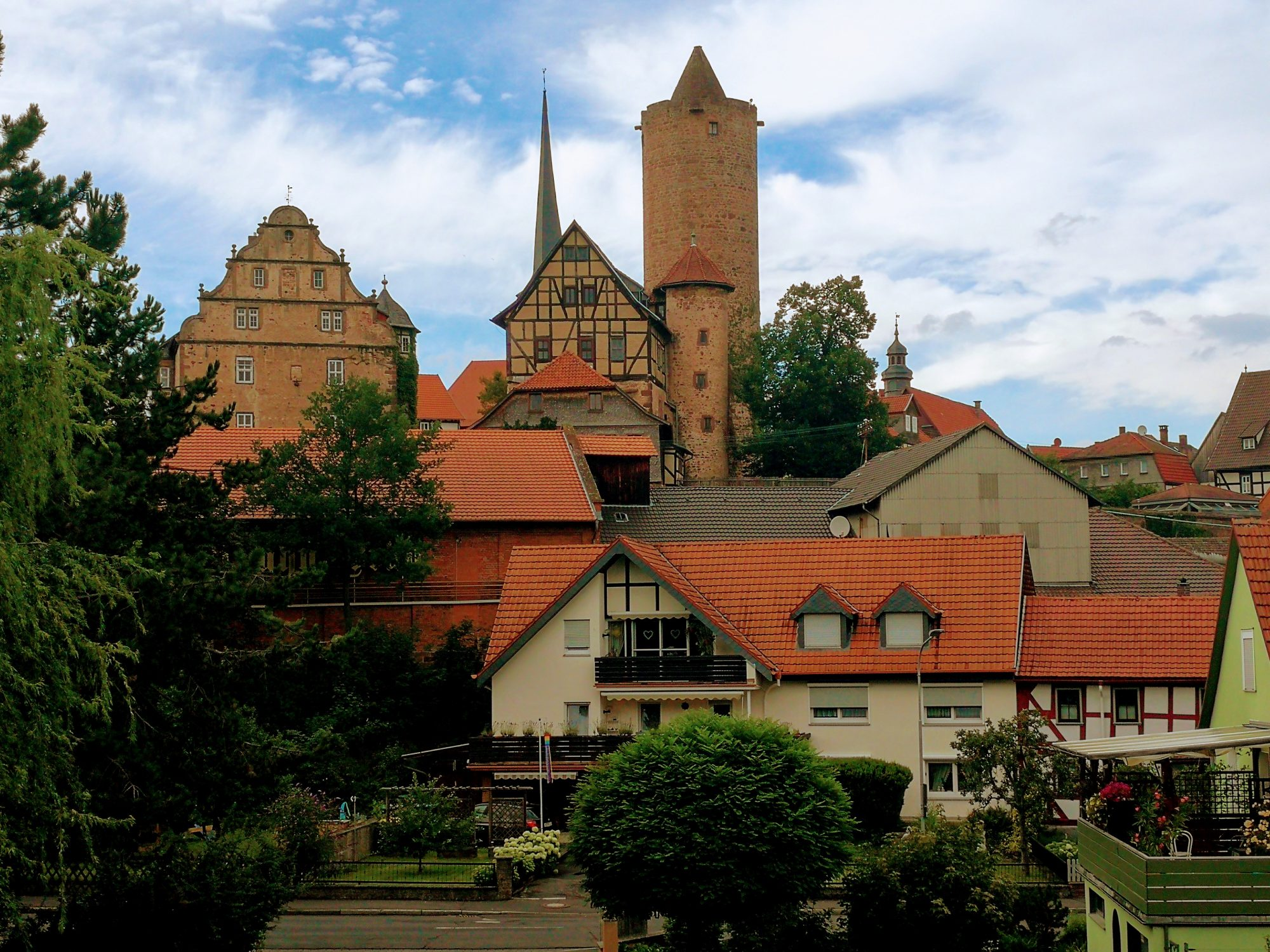 Kassel – Schlitz