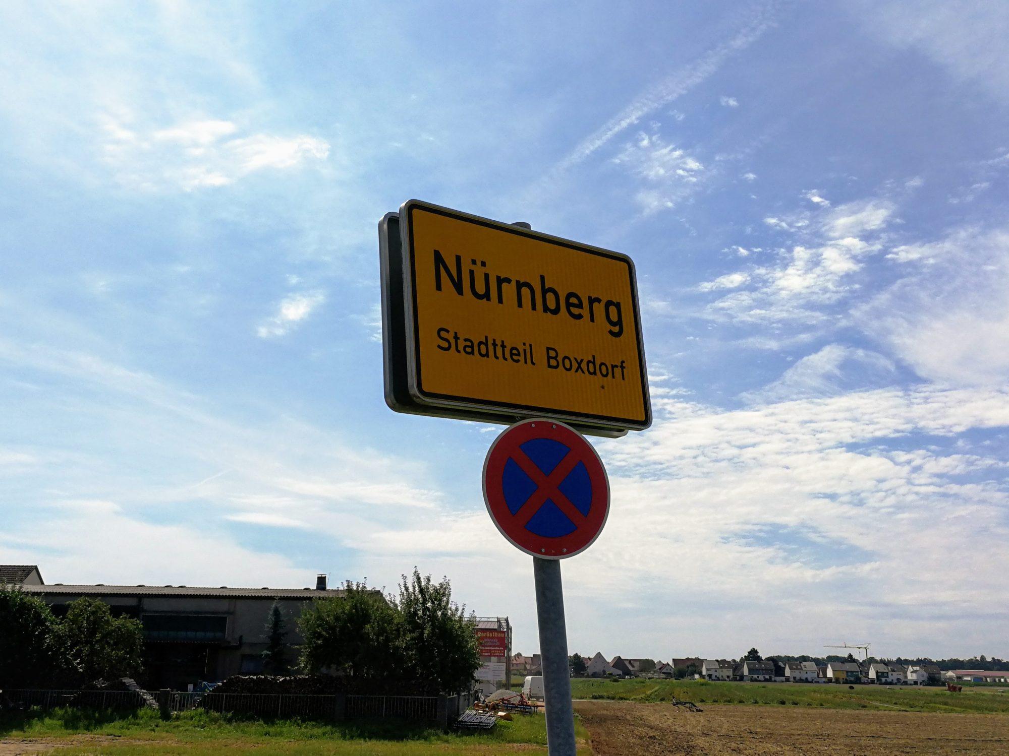 Bamberg – Nürnberg