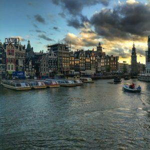 Kampen - Amsterdam