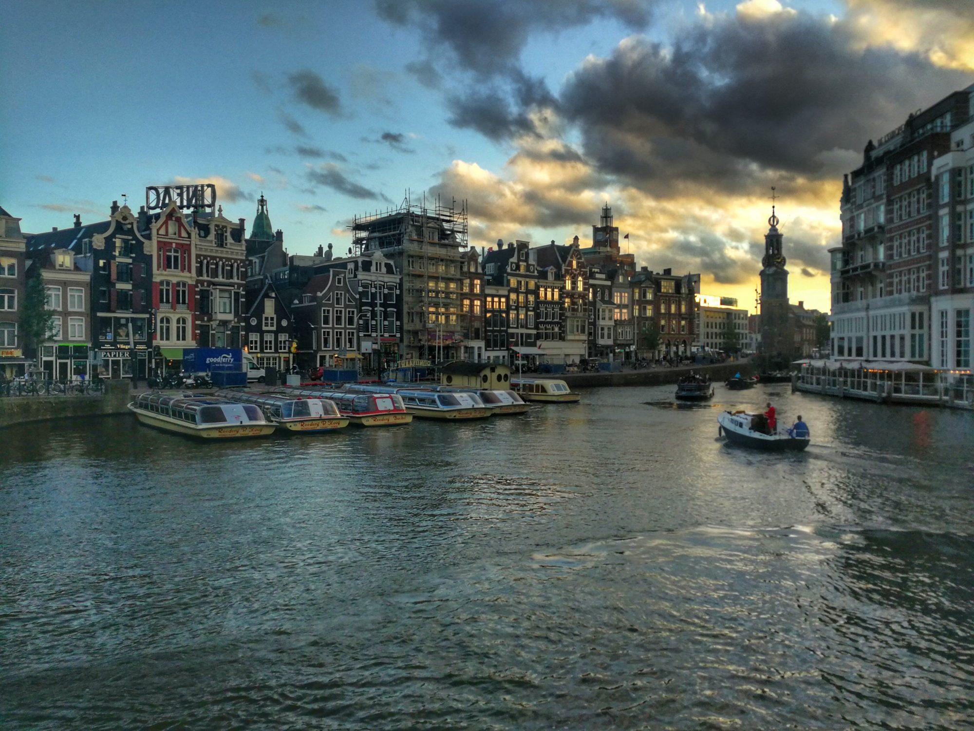 Kampen – Amsterdam