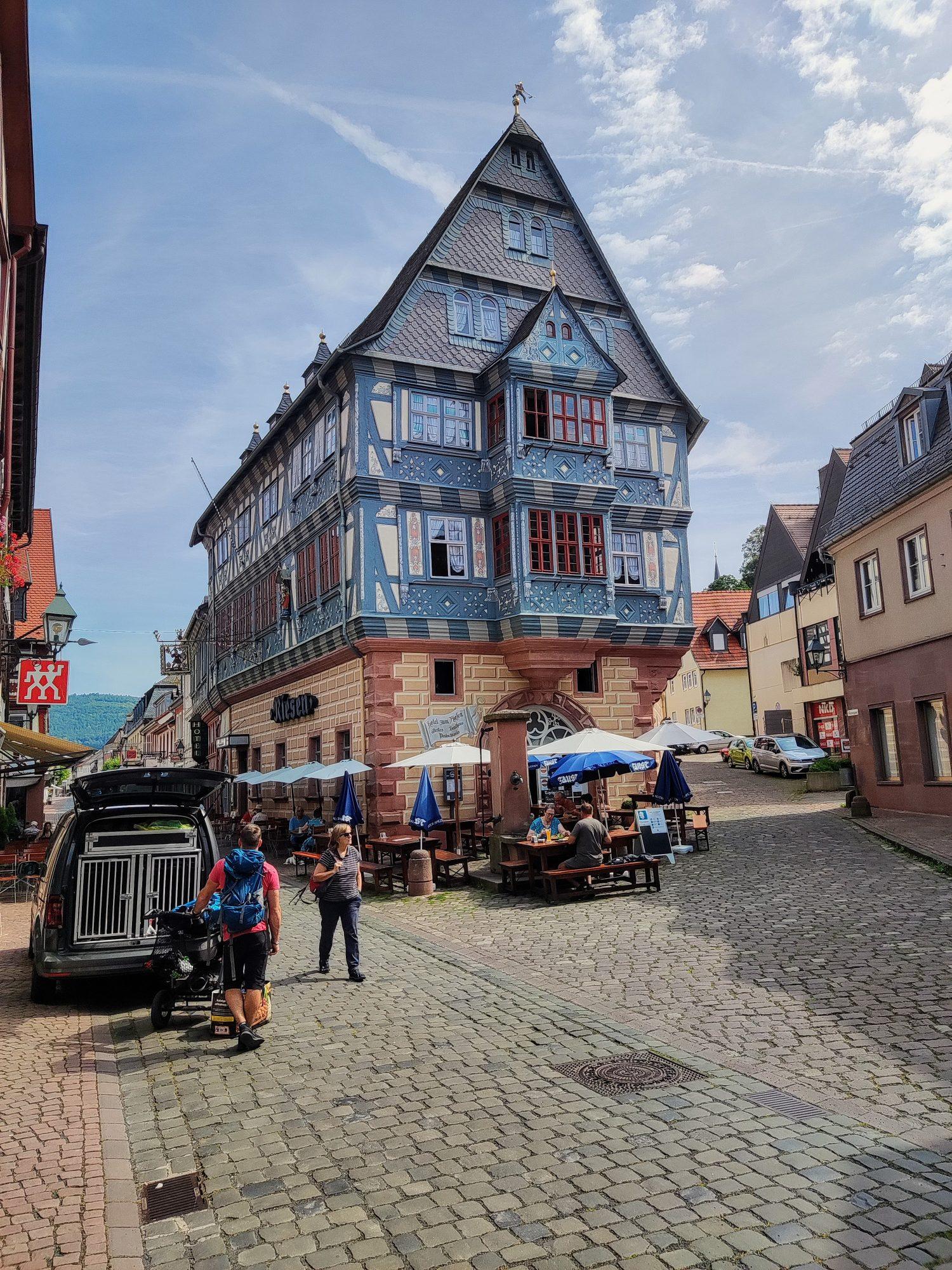 Wertheim – Aschaffenburg